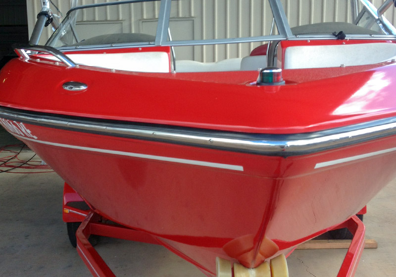 Boats: Professional detailing of boats and all marine vessels