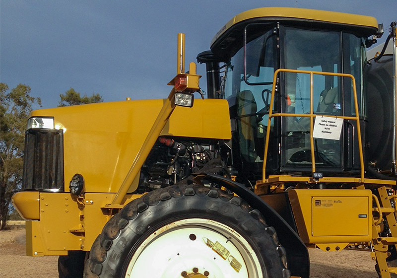 Professional detailing of all vehicles, agricultural machineray & farm equipment